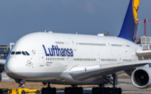 Lufthansa leaves top 30 of German stock exchange for the first time in 30 years
