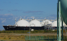 USA is slowing down LNG production due to low prices