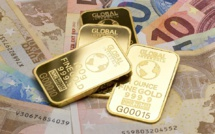 Gold prices update nine-year high