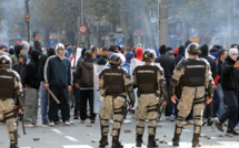 118 police officers injured in Serbia in two days of anti-lockdown riots