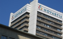 Novartis net profit grows by 2% in the first half of 2020