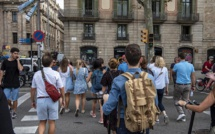 Tourist flow to Spain falls by over 70% in six months