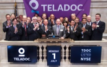 Online healthcare firms Teladoc and Livongo sign $18.5B merger