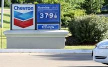 Chevron to dismiss 15% of staff