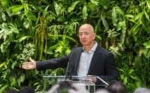 Bezos donates $791M to protect environment