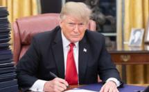 Trump greenlights transfer of power to Biden