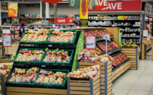Global food prices hit three-year high