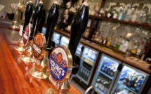 2020 beer sales in UK pubs fall to their lowest in 100 years