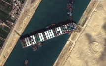 Suez Canal Authority estimates damage from Ever Given accident at $1B