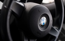 BMW sells record number of cars in January-March