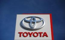 Toyota Motor doubles quarterly profit