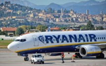Ryanair ends the year with a record loss of €815m