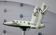 Branson's Virgin Galactic tests spaceship with people on board for the first time in two years