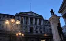Bank of England staff will work in the office one day a week