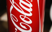 Coca-Cola reports profit growth in the first half of the year