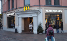 McDonald's sets up new department to work on app and loyalty system