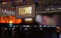Blizzard changes head managers