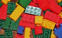 Lego's net profit up 140% for the half year