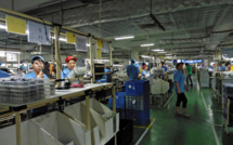 Energy crisis causes drop in Chinese industrial production index