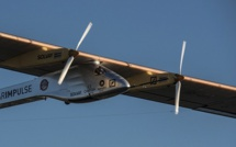First Ever Solar Powered Aircraft Begins Journey Across The World