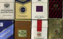 UK Parliament bans branding in cigarettes