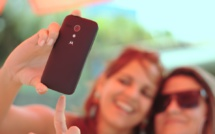 Smile! Your Selfie is Scanned!