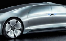 Mercedes Self Driving Car – A Ride into Future