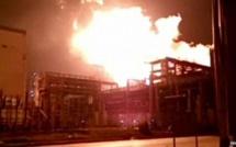 Powerful Blast at Chinese Paraxylene Plant
