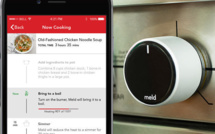 Want to Cook Your Lunch? – Pickup Your Smartphone To Switch On The Smart Stove Knob