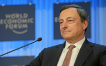 Highlights of ECB's Press Conference: Draghi is Attacked by Girl in Black; Benchmark Interest Rate is Record Low