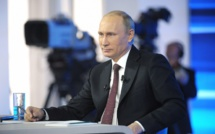 Putin: We Have no Enemies. Russian President's Call-in