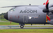AirbusA400M: the Test Program to be Continued