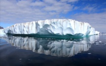 Polar Ice: Not Receding According to N.A.S.A