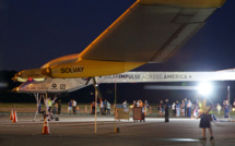 Solar Impulse 2 World Tour comes to halt at Japan