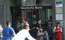Deutsche bank appoints John Cryan as CEO