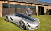 3D Printed Supercar is Made in California