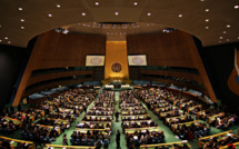 UN, Deeply Split by Statements About Cooperation