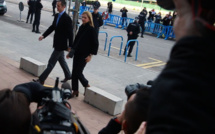 Spanish Princess Appeared in Court